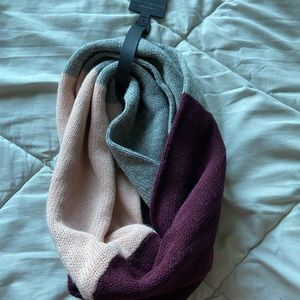 BRAND NEW Marc New York multicolor scarf